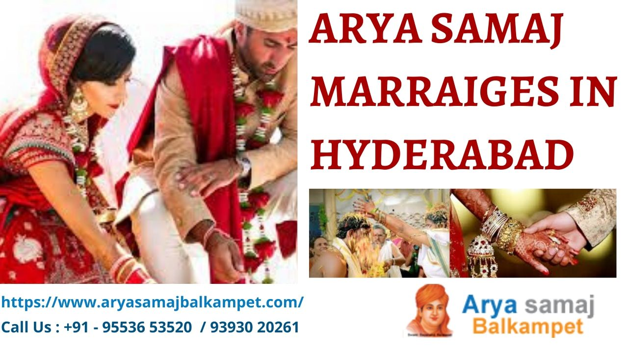 Arya Samaj Marriages Hyderabad