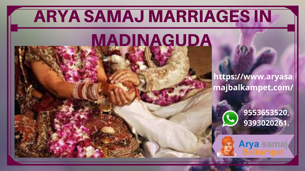 Arya Samaj Marriages In Madinaguda Hyderabad