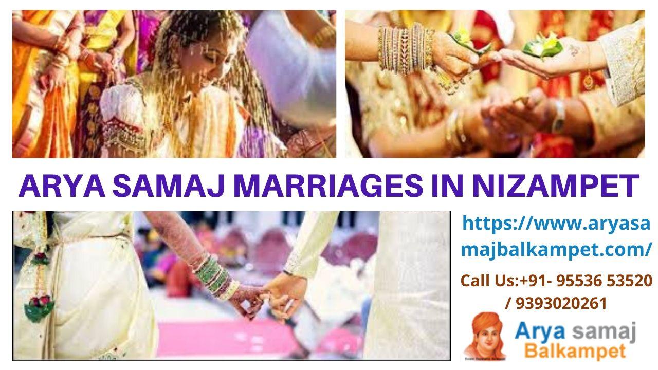Arya Samaj Marriages In Nizampet Hyderabad