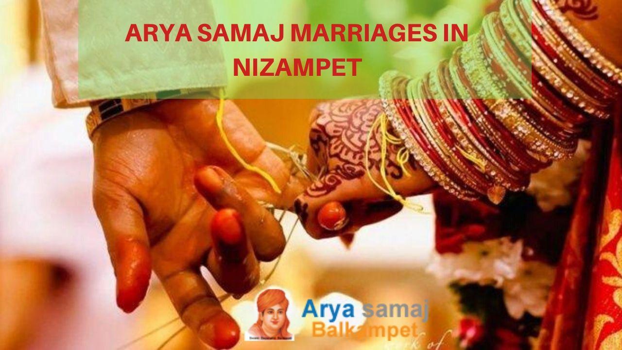 Arya Samaj Marriages in Nizampet